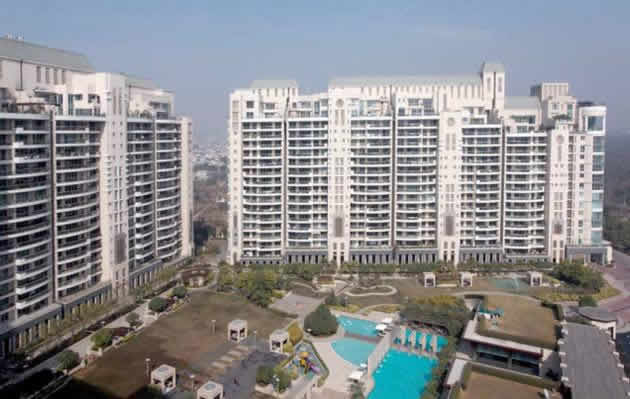 4BHK Flat Apartment available on rent lease for Expat Foreigner NRI Company Corporate Lease in DLF The Magnolia Call Brij Kumar 99996 70006