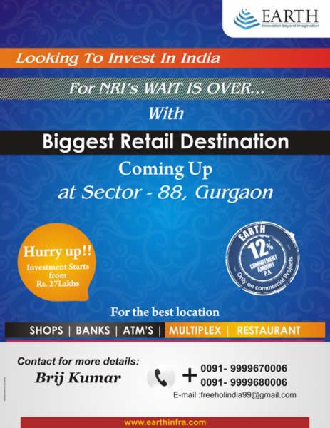 NRI Investors buying property in India