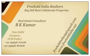 The  Property Broker Real Estates Consultants for Expatriates NRI, MNC, Foreigners, Embassy Missions, Diplomats in  New Delhi Gurgaon India!