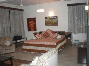fully furnished natural green prime location farmhouse availabe on rent in  gurgaon new delhi india